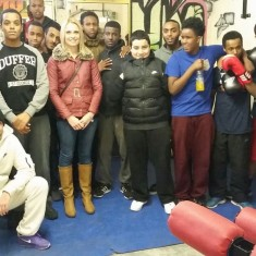Unity Gym in Broomhall