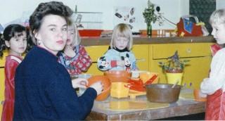 Diane Hetherington, Broomhall Nursery annexe- Mushroom Lane, 1990 | Photo: Broomhall Nursery