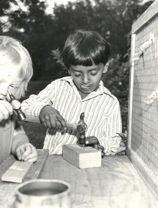 Hammer Play, 1972 | Photo: Broomhall Nursery