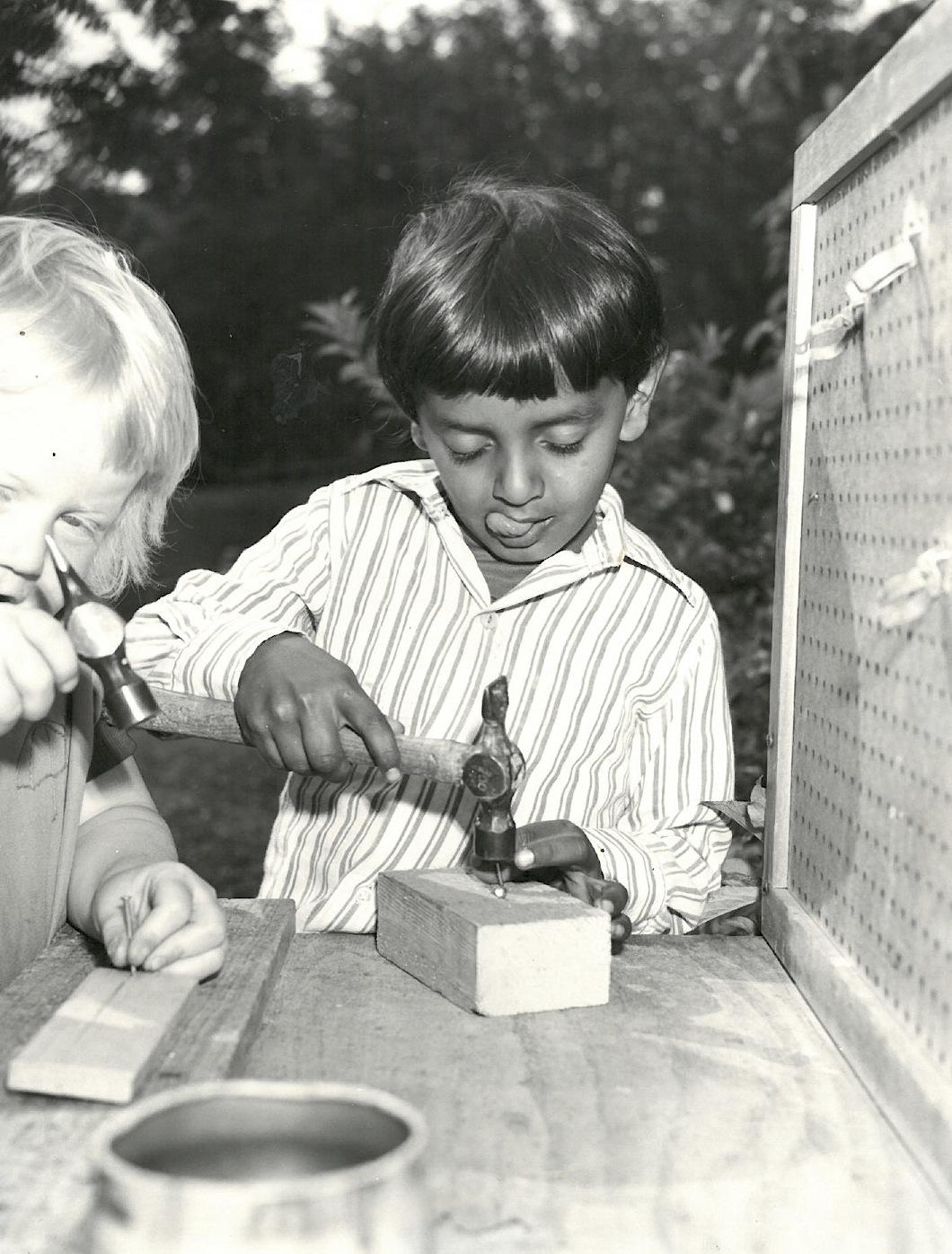 broomhall nursery an interview diane hetherington hammer play