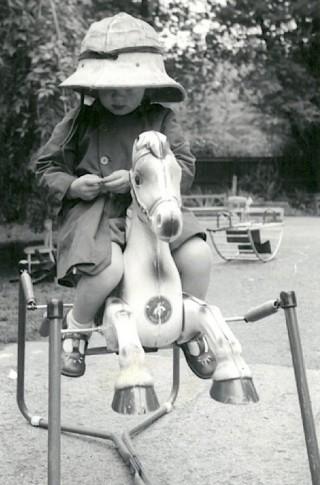 Rocking Horse, 1972 | Photo: Broomhall Nursery