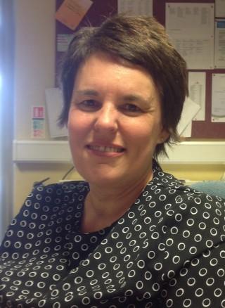 Diane Hetherington, Headteacher at Broomhall Nursery, 2015 | Photo: Broomhall Nursery