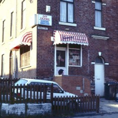 Yasmin's shop, c.1988 | Photo: Broomhall Centre