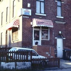 Yasmin's shop, c.1988 | Photo: Broomhall Centre