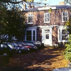 Building on Wilkinson St, c.1988 | Photo: Broomhall Centre