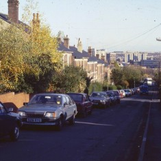 Broomspring Lane, c.1988 | Photo: Broomhall Centre