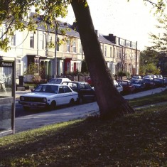 Havelock St, c.1988 | Photo: Broomhall Centre