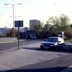 Hanover Way, c.1988 | Photo: Broomhall Centre