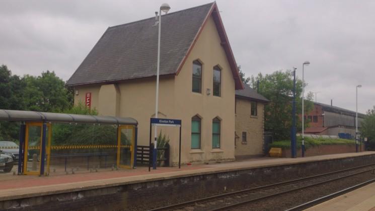 Kiveton Railway Station. 2015 | Photo: Our Broomhall