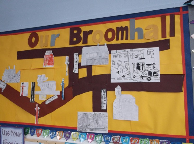 Broomhill Schools Workshop. 2013   Photo: Our Broomhall