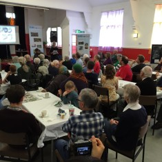 Our Broomhall Heritage open day event. Book Launch. 2015   Photo: Jonathan Bairstow