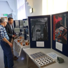 Our Broomhall Heritage open day event, Exhibition. 2015 | Photo: May Seo