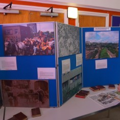 Our Broomhall Heritage open day event, Exhibition. 2015   Photo: May Seo