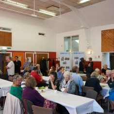 Our Broomhall Heritage open day event. 2015   Photo: Simon Kwon