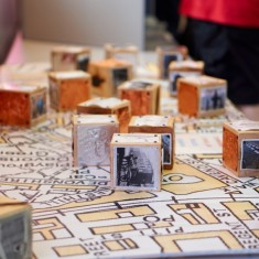 Our Broomhall Heritage open day event, Exhibition. 2015   Photo: Simon Kwon