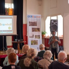 Our Broomhall Heritage open day event. Book Launch. 2015 | Photo: Simon Kwon