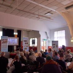 Our Broomhall Heritage open day event. Book Launch. 2015   Photo: Simon Kwon