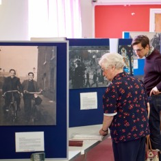 Our Broomhall Heritage open day event, Exhibition. 2015 | Photo: Simon Kwon