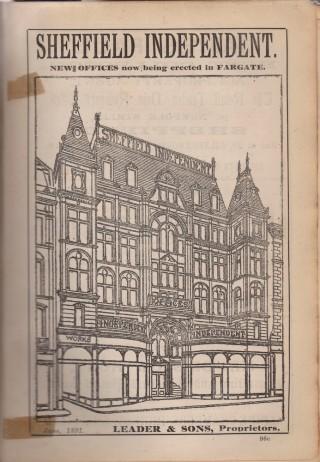 Whites Directory. 1891 | Photo: David Stevenson