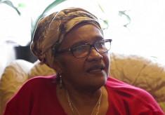 Joy Sulf-Johnson: social welfare activist interviewed